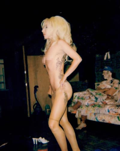 SYBIL: Lady gaga uncensored pictures naked
