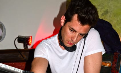 Amy Winehouse Parties with Mark Ronson