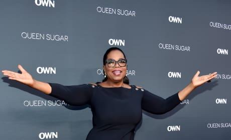 Oprah Winfrey Shows Off Incredible Weight Loss