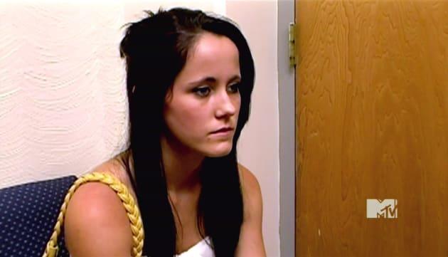 Jenelle Contemplates