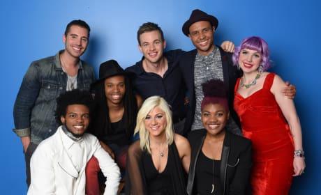 American Idol Season 14 Top 8