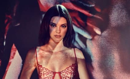 Kendall Jenner Shows It ALL Off in Racy Lingerie Ad