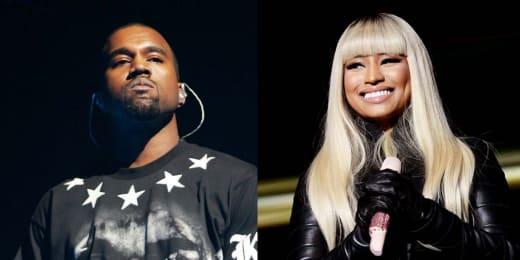Kanye-Nicki