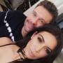Kim Kardashian, Ryan Seacrest Selfie