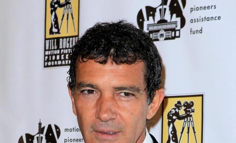 Antonio Banderas Photograph