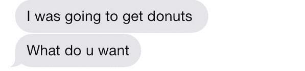 Donut Sext Again