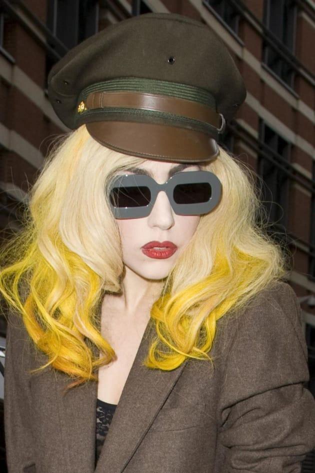 The Incomparable Lady Gaga