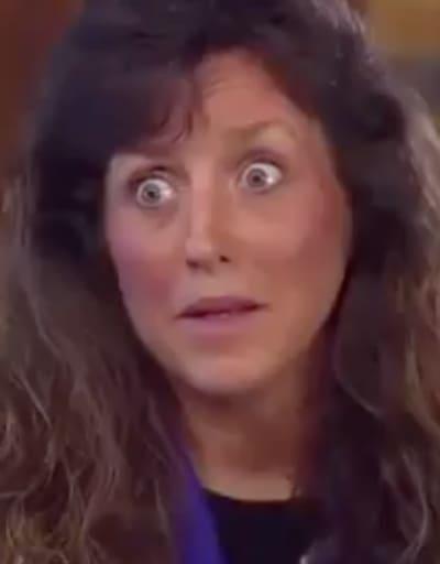Michelle Duggar Crazy Eyes