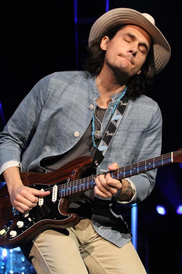 John Mayer, Eyes Closed