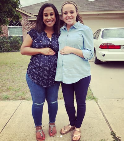 Jinger Duggar: Pregnancy Pants