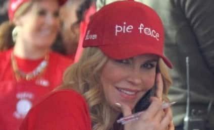 Brandi Glanville and Kate Gosselin Film Celebrity Apprentice, Pretend To Do Actual Work