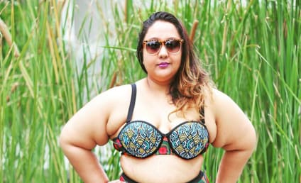 Plus-Size Blogger Goes Off on Instagram for Bikini Photo Removal