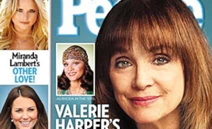 Valerie Harper, Former TV Star, Diagnosed with Terminal Brain Cancer