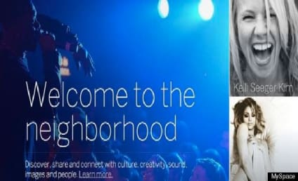 MySpace Returns: Welcome (Back) to the Neighborhood!