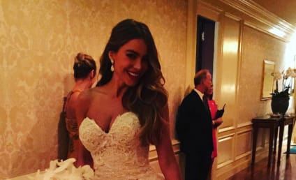 Sofia Vergara's Wedding Dress: All The Details!!!