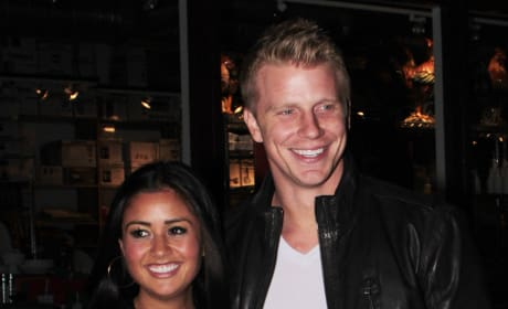 Sean Lowe and Catherine Guidici Photograph
