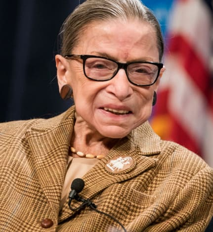 Ruth Bader Ginsburg Dies; Supreme Court Justice Was 87