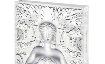 Kanye West Album Cover: In Honor of Kim Kardashian?