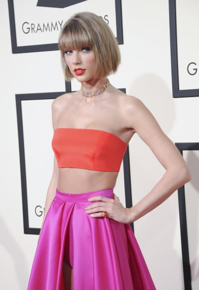Taylor Swift Grammy Outfit