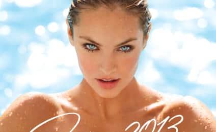 Victoria's Secret Swim Cover Model: Candice Swanepoel!