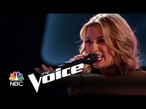 Clarissa Serna Zombie The Voice Audition The