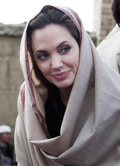 Saint Angelina