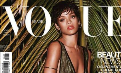 Rihanna in Vogue Brazil: Her Sexiest Photo Shoot Yet?