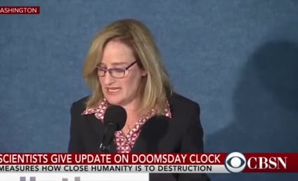 Doomsday Clock Reset as Atomic Scientists Warn of Apocalypse
