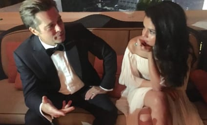 Angelina Jolie: FURIOUS With Brad Pitt Over Selena Gomez Photo