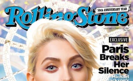 Paris Jackson Rolling Stone Cover