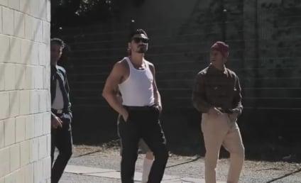 The Walking Dead Goes Gangnam Style!