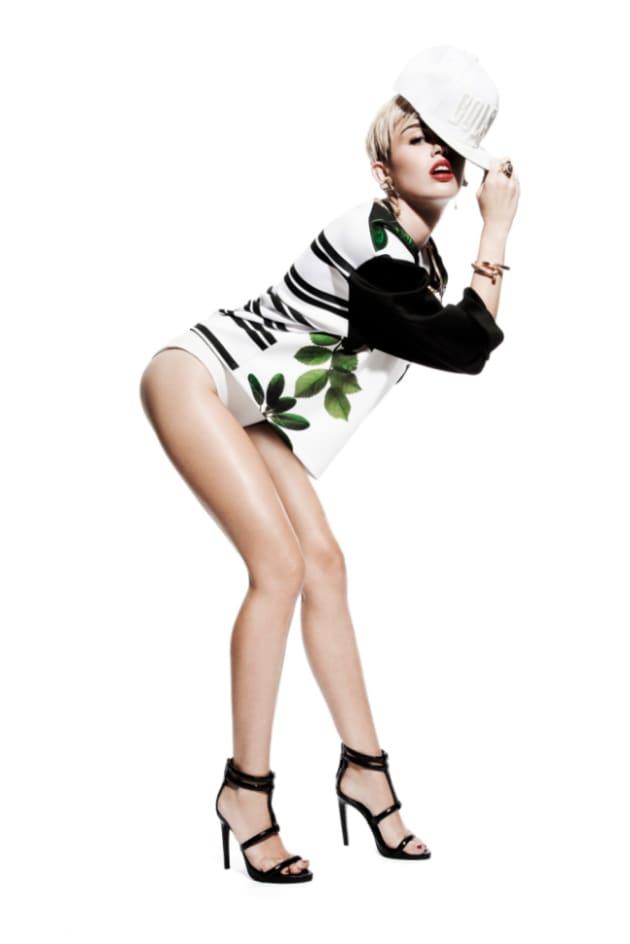 Miley Cyrus Notion Photo