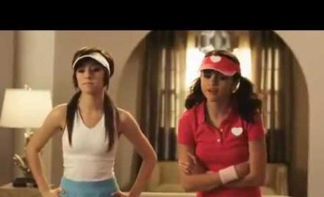 Christina Grimmie and Selena Gomez Promo