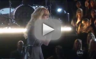 "Carrie Underwood - ""Blown Away"" (CMA Performance)"