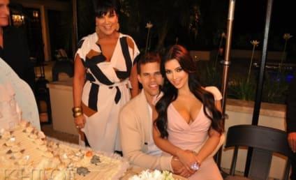 Kim Kardashian & Kris Humphries Holla: We Want Prenup!