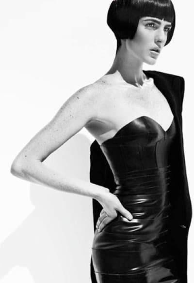 Ali Lohan Modeling Pic
