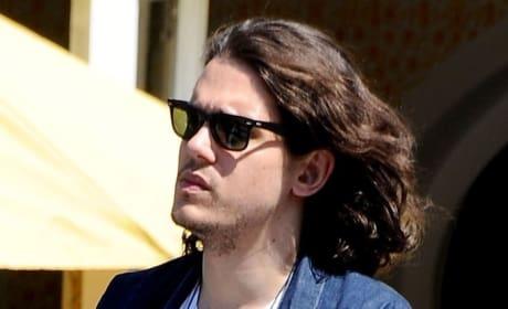 John Mayer's Hair