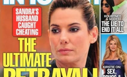 "Jesse James Accused of Cheating on Sandra Bullock with Michelle McGee in ""Bombshell"" Scandal"