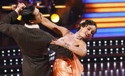 Mya Rules on Dancing with the Stars