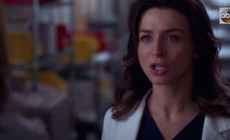 Grey's Anatomy Season 11 Episode 13 Promo