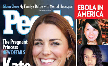 Kate Middleton: Pregnant in People Magazine!