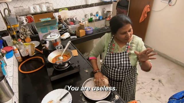Sahna singh you are useless