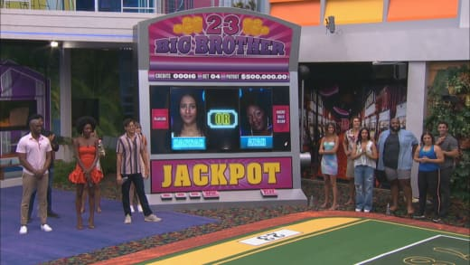 Jackpot on the Big Brother Premiere