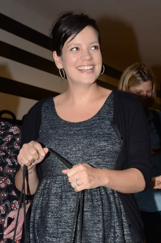 Lily Allen Opens Up About Eating Disorder, Miscarriage
