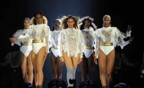 Beyonce Tour Photo