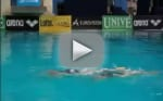 Michael Jackson Synchronized Swimming Routine