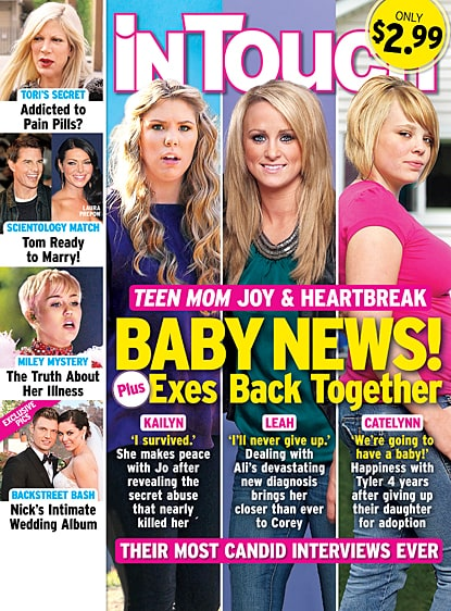 Teen Mom Baby News!