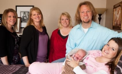 Sister Wives' Child #17: First Pic!
