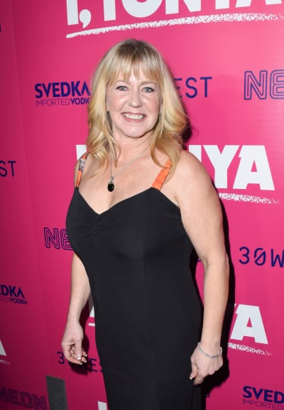 Tonya Harding at the Movie Launch