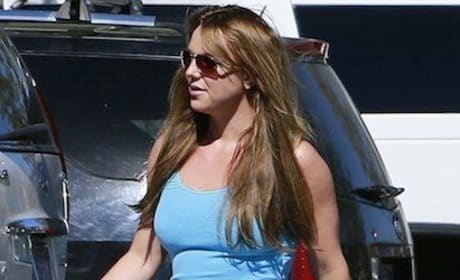 Britney Spears, Tank Top